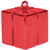 Gift Box Helium Balloon Weights