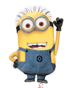 minion Dave supershape