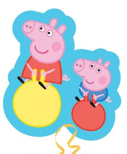 peppa pig supershape
