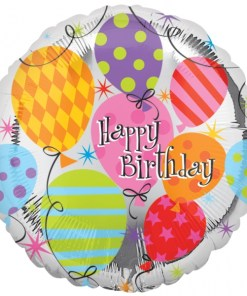 Balloon Birthday at London Helium Balloons