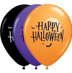 Halloween Latex Balloons