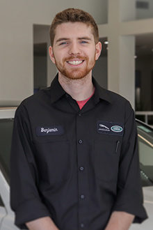 Ben Schwetz - Parts Advisor