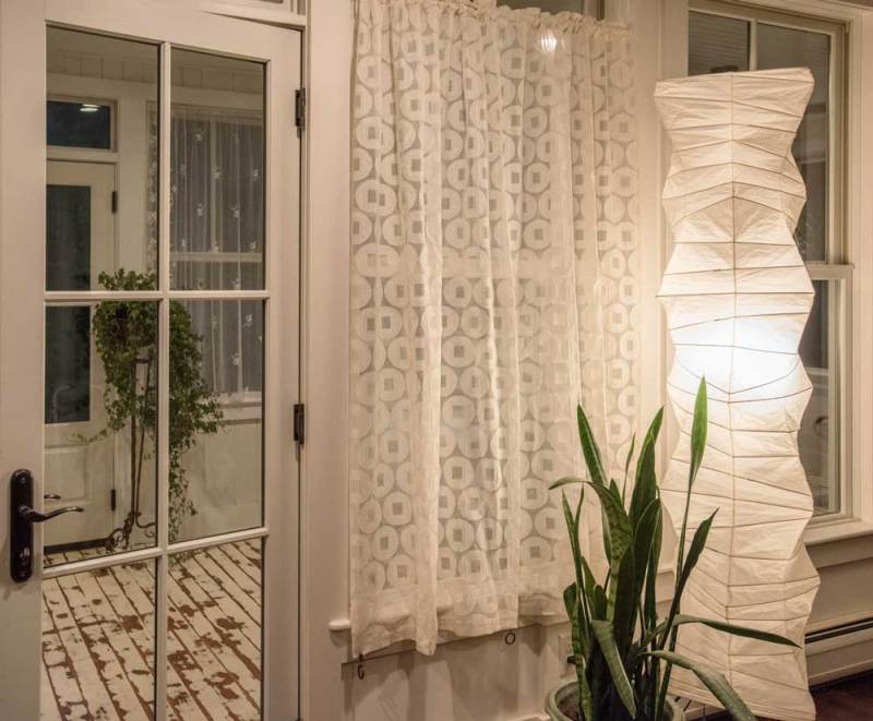 washing lace curtains | Integralbook.com