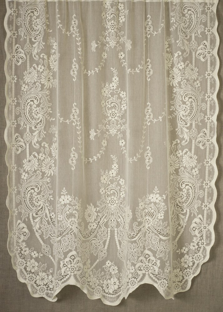 Rachel Nottingham Lace Curtain Direct From London Lace London Lace We Specializing In The