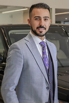 Jawad Al-Hakim - Sales and leasing specialist