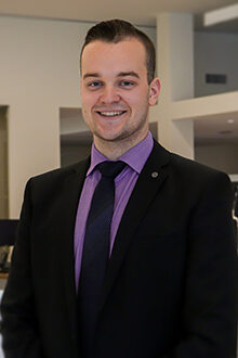 Spencer Clough - SALES & LEASING SPECIALIST