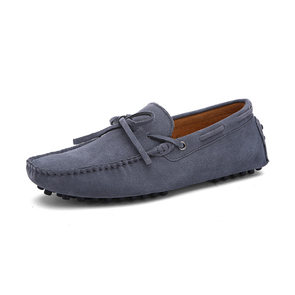 mens grey driving shoes loafers - chelsea london loafers