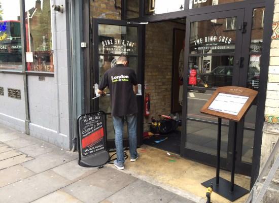 fire door repairs london