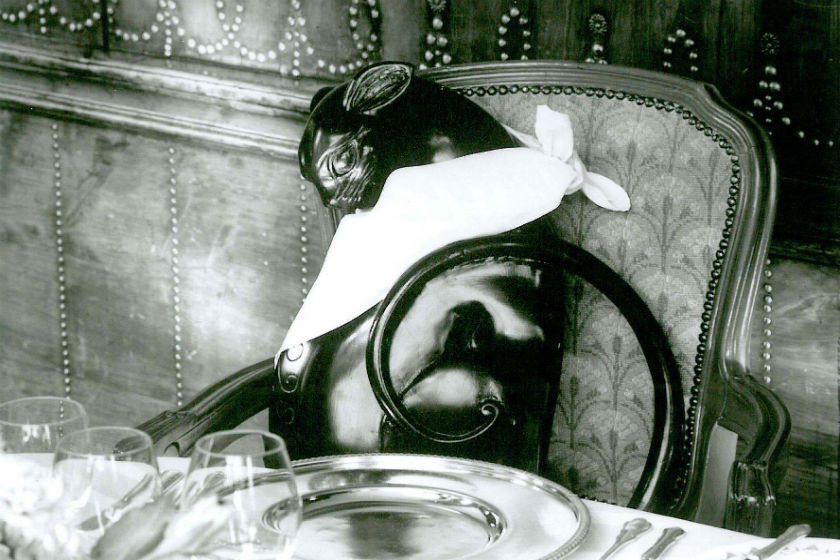 Savoy Hotel Kaspar the Cat