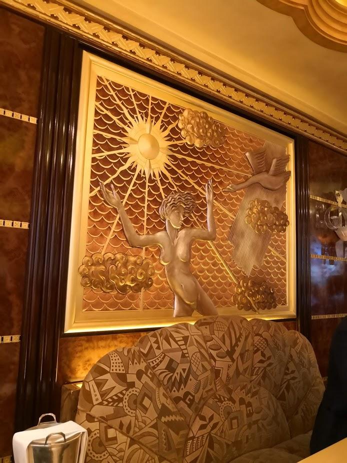 Ritz Hotel Rivoli bar