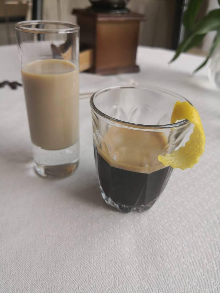 high coffee Wellington Lounge