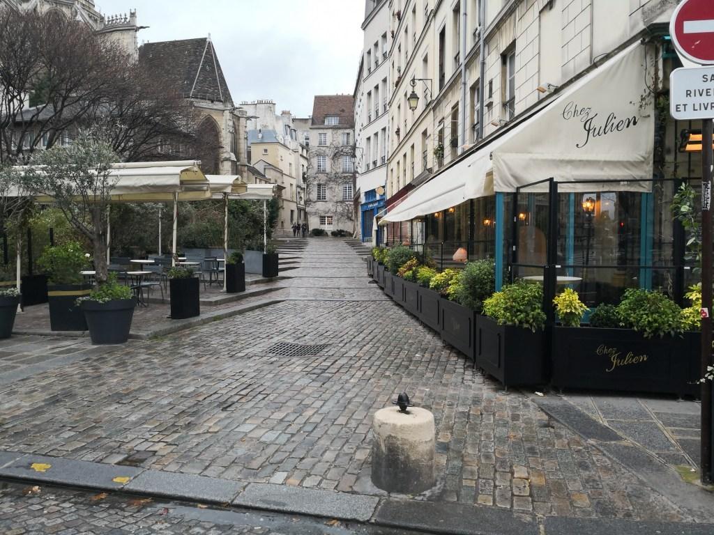 Paris stories, rue des Barres