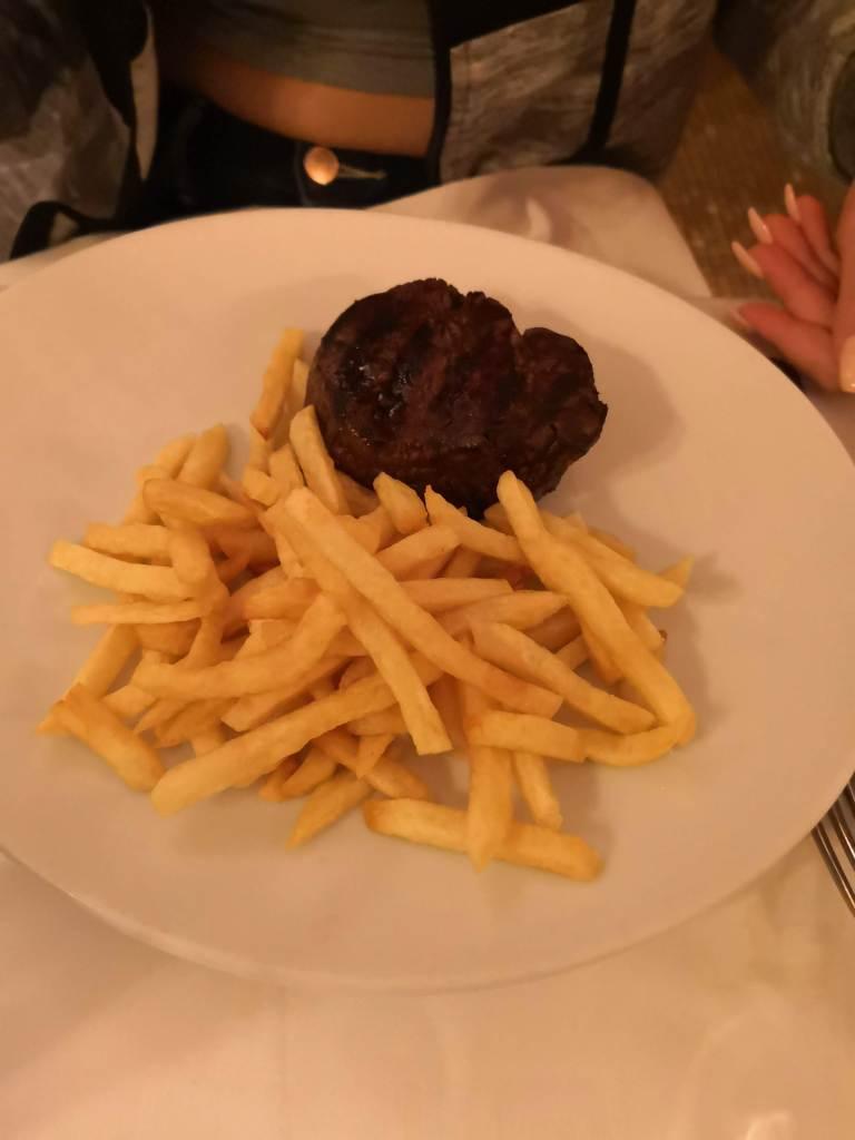 Steak at Chez Georges