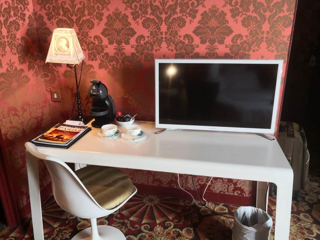 Hotel du Petit Moulin TV