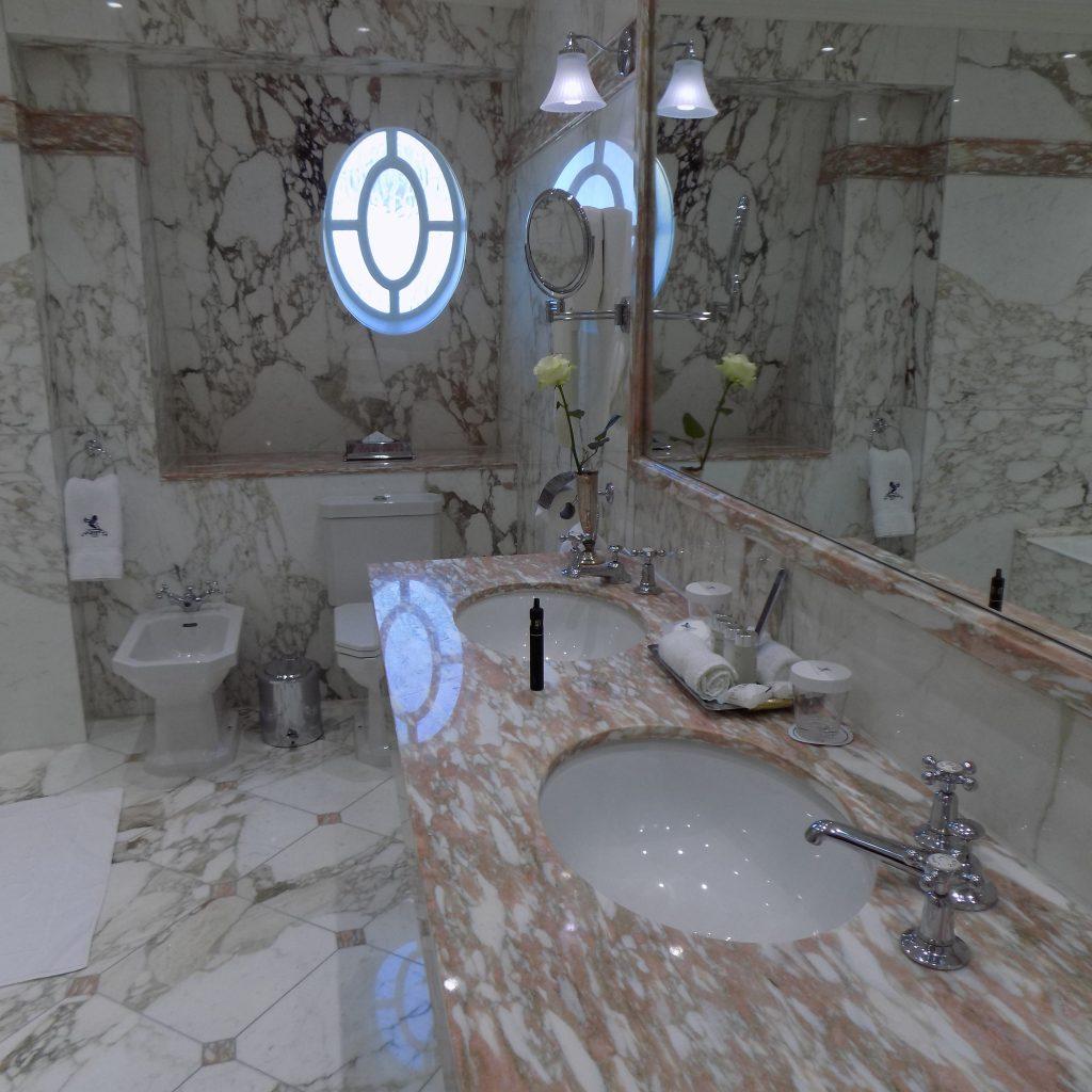 The Ritz bathroom