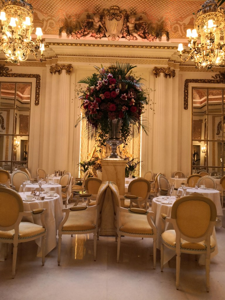 Live at The Ritz, the Palm Court