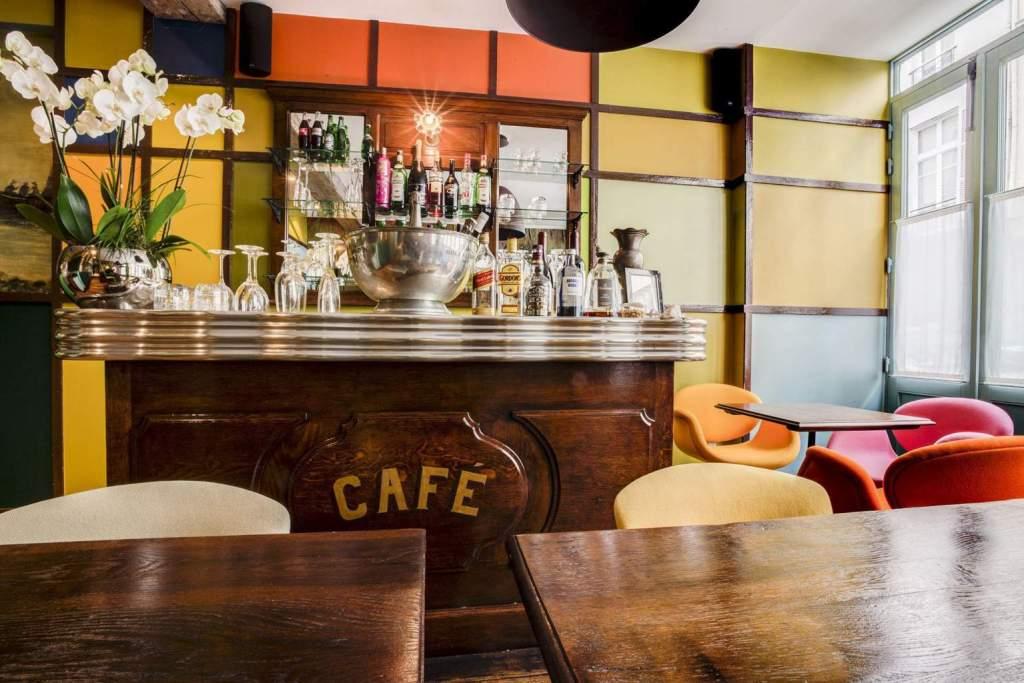 Hotel du Petit Moulin Bar