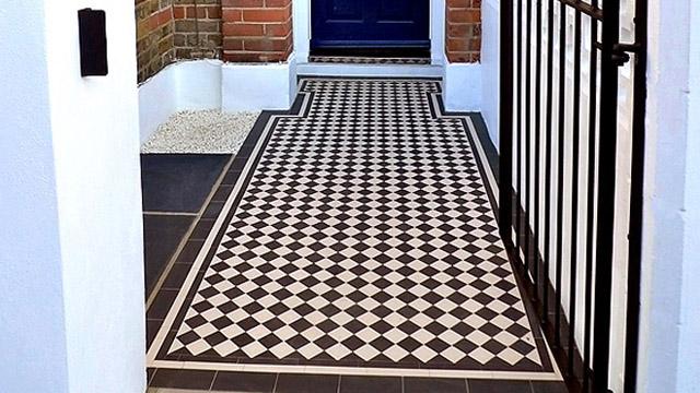 Traditional Floor Tile Patterns