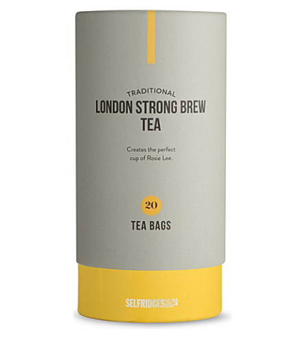 London Tea £6.99 from Selfridges