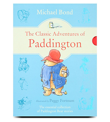 Paddington Book £35 from Selfridges
