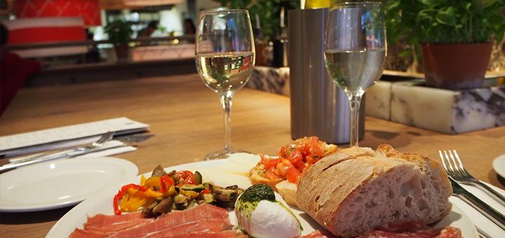 London Spotlight: Vapiano Italian Restaurant