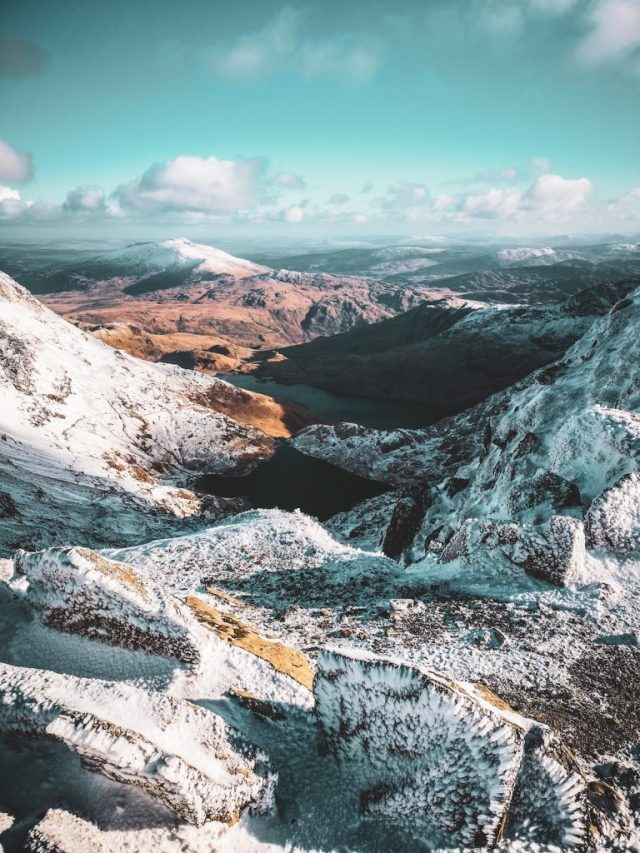 best weekend trips from london Snowdonia National Park