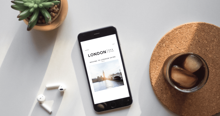 Your 2019 Moving to London eBook is here