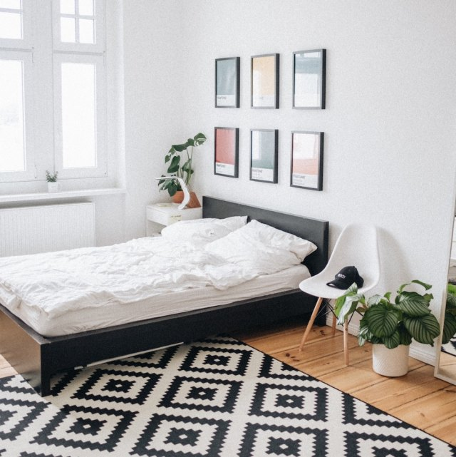 how to airbnb your flat in london - bedroom