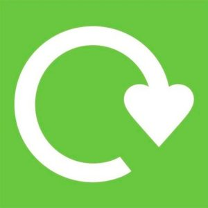 how to recycle in london widely recycled icon