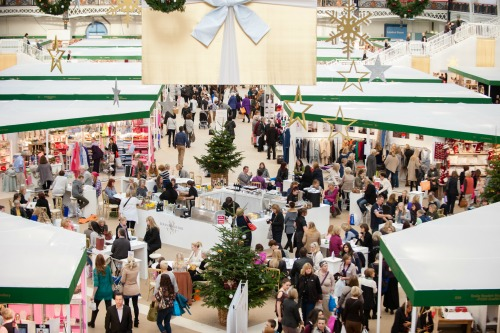 Spirit Of Christmas Fair In London London Perfect