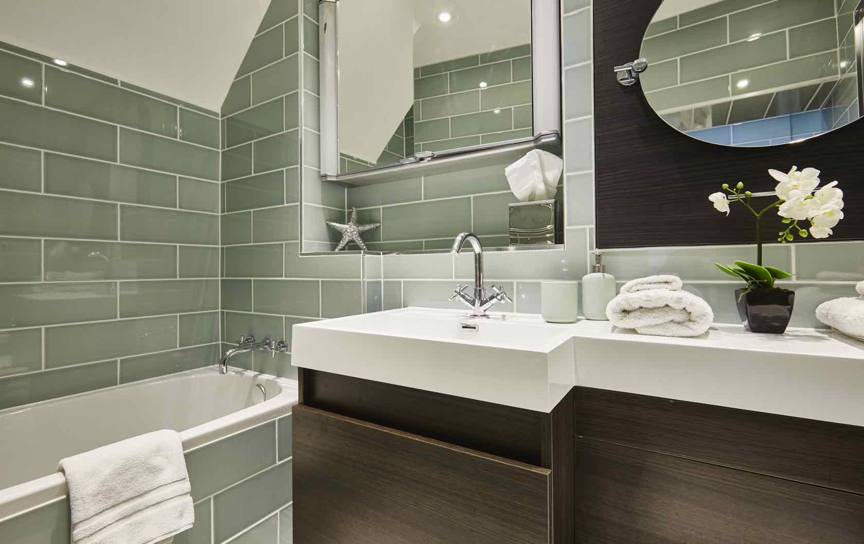 Our Best Apartments With Beautiful Bathrooms in London ... on Apartment Bathroom  id=46890