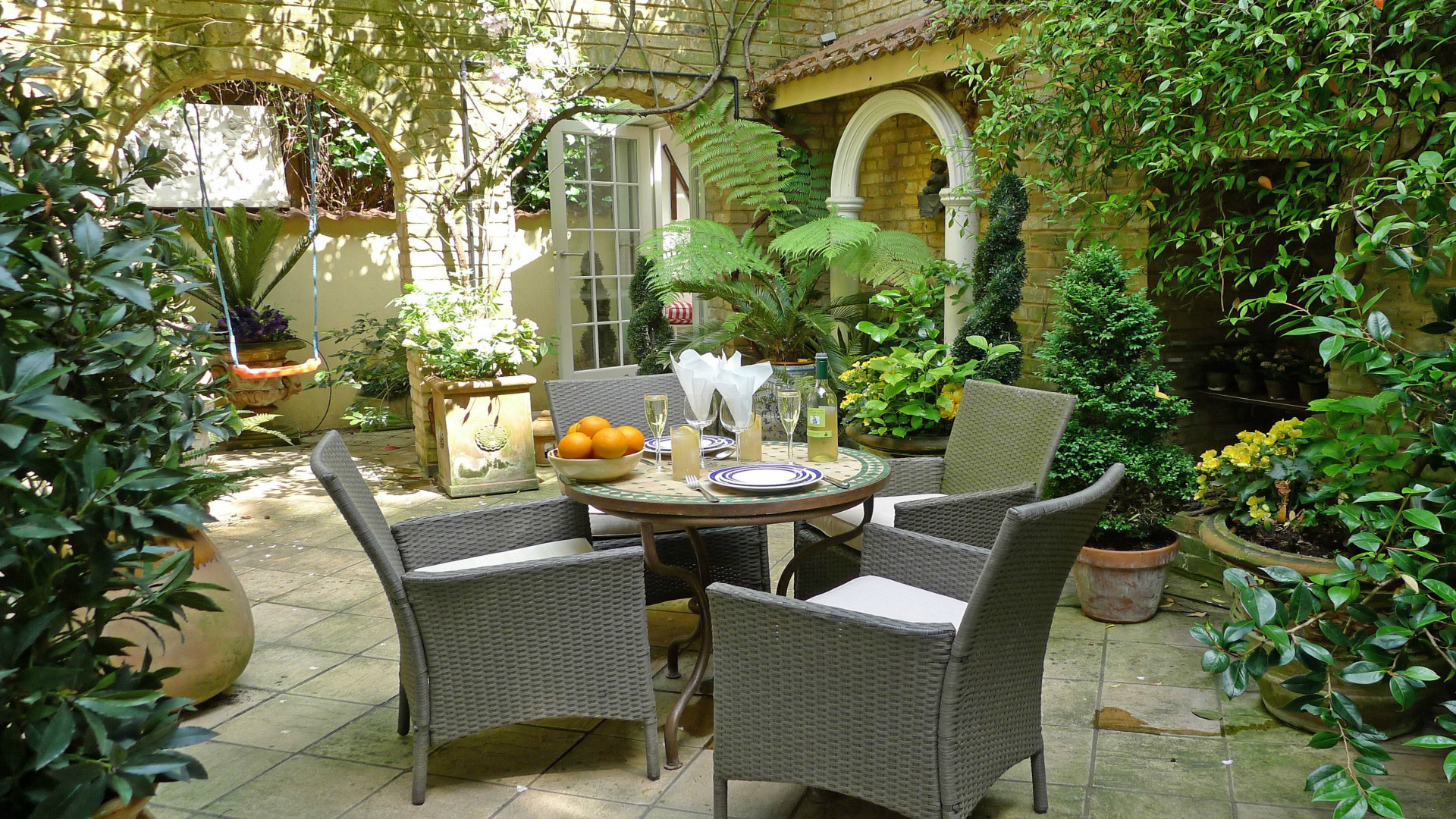 winter garden london outdoor furniture