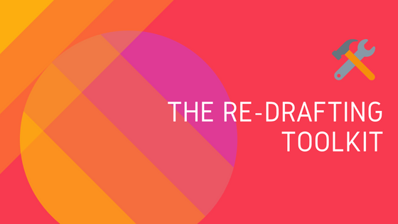 The re-drafting