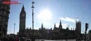 Big Ben und Houses of Parliament