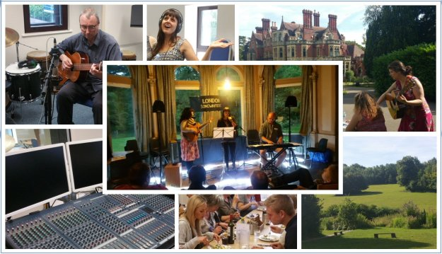London Songwriters Summer Camp 2017