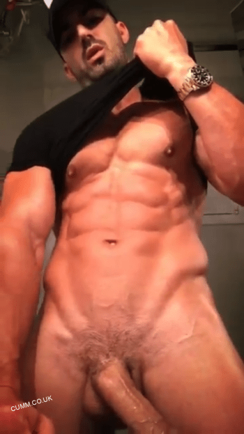 Penchant 4 Cock of muscle dad