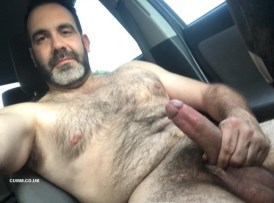 Cock Tailor hung dad