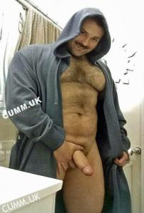 hoodie 30 something cock-religion-hung