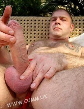 orgasms male hairy hung horny