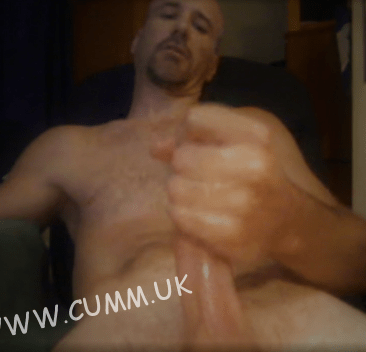 man ejaculate thick daddy silver spunk