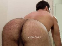 hairy irish arse