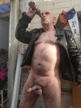 Big Mature Cock of the Month big irish cock ring daddy