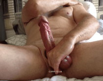 inches mag big swollen muscle dad dick