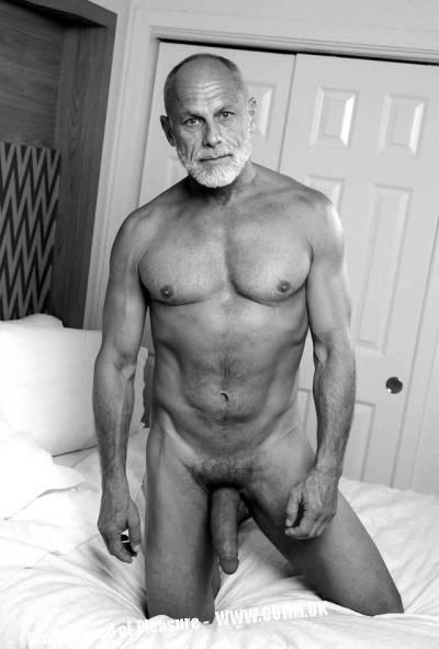 mature men sexual anal pleasure inches mag big cock in daddys bed