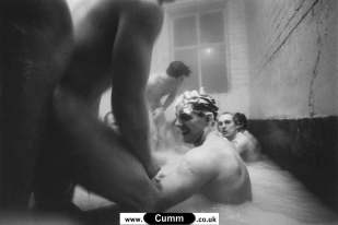 Vintage Rugby Homoerotica big hairy arses exposed