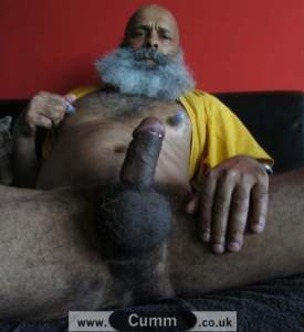 Indian daddy wank daddy bear of india shows big erection