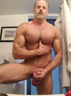 dilf-fat-muscle-cock-daddy-silver