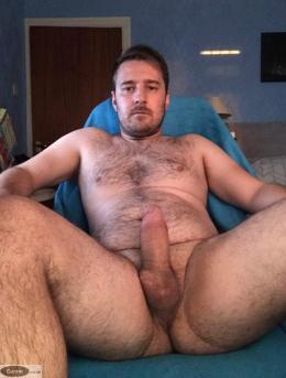 Big Hairy Audacious cock - Copy