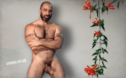 Masculine-Intimacy-flowers-wallpapermusclebears06