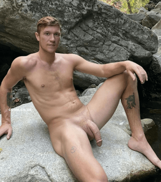 sexy english bloke nude big flaccid cock